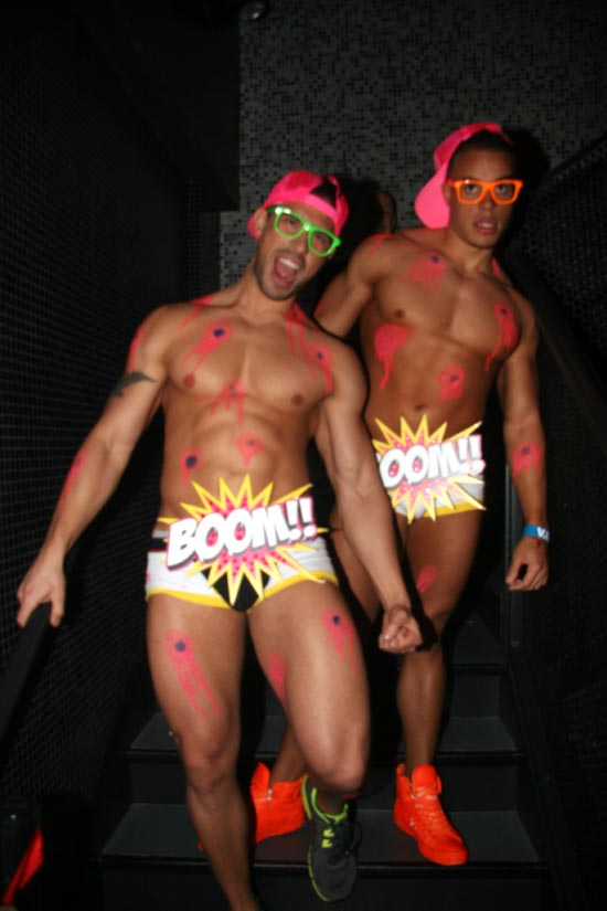 PHOTOS: Sexy NYC Fundraiser Makes The Boys Go BOOM!!