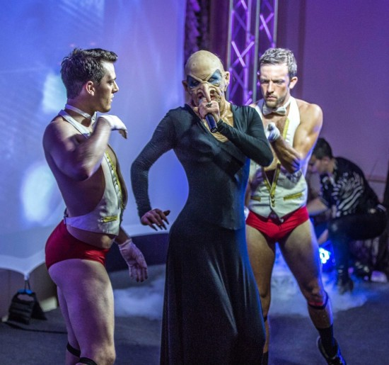 photos sharon needles salem halloween party brings out the freaks