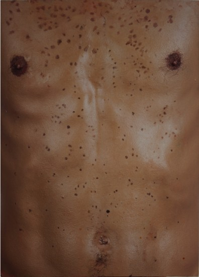 23. M¢nica Castillo -  Hombres pintados copia