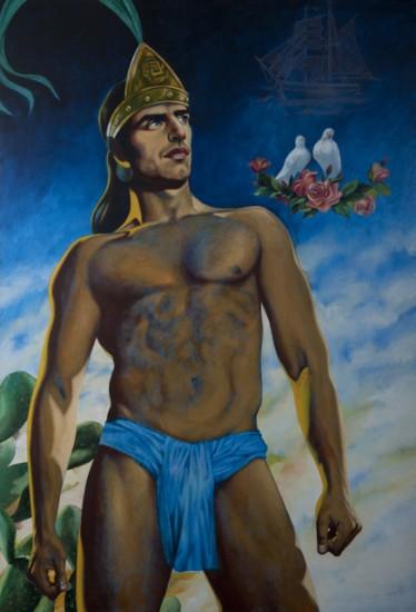 25. Javier de la Garza -  So§ando con la venida