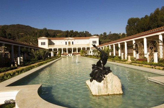 Getty Villa - Pacific Palisades_Malibu