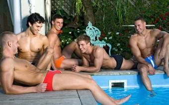 baskit Underwear - Pool