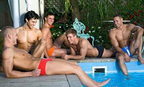 Gay men nudist resorts