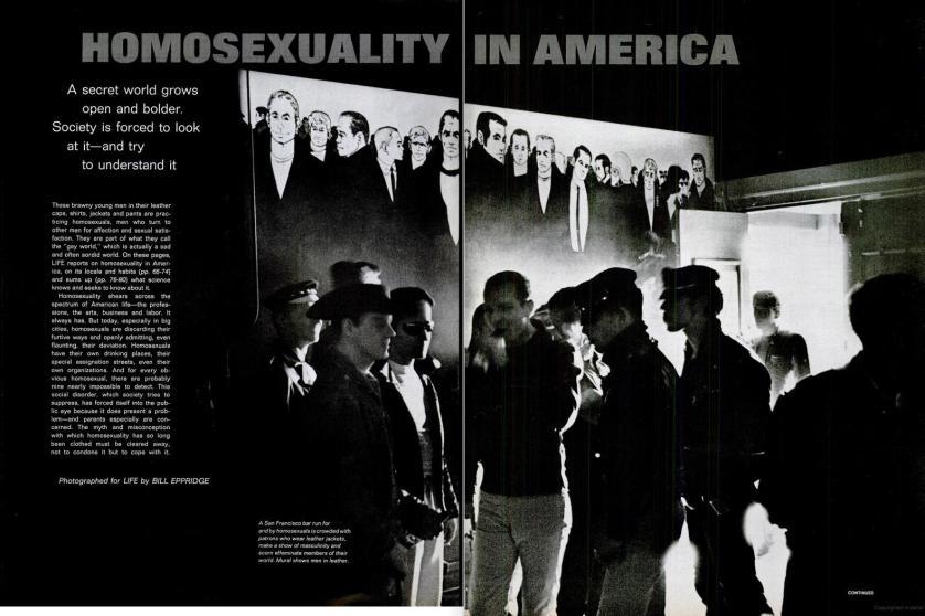 san fransisco homosexual capitol