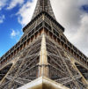 The Eiffel Tower in Paris, GayCities and in ManAboutWorld gay travel magazine