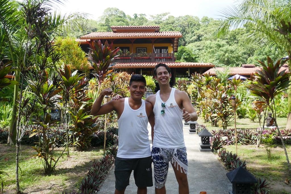Island Plantation gay hotel Panama