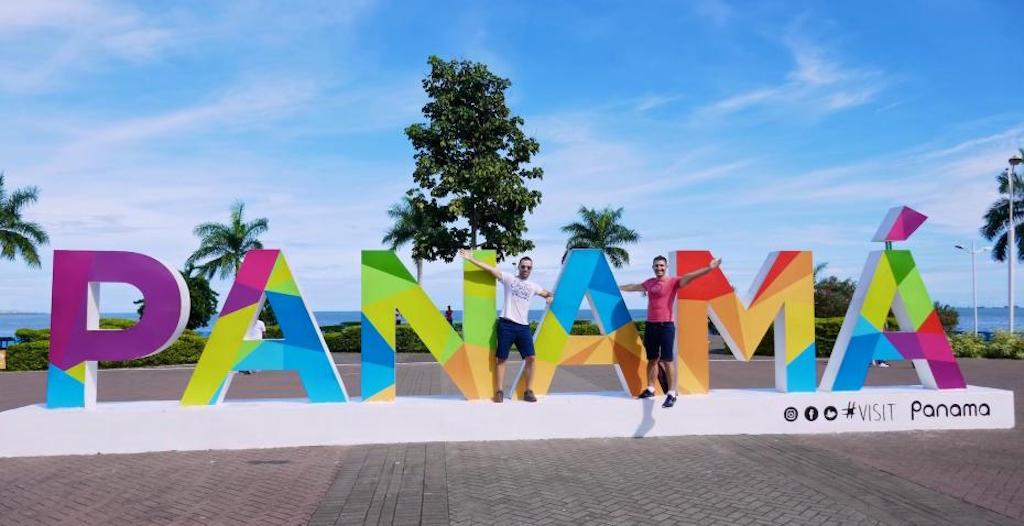 Panama City gateway to Panama gay beaches