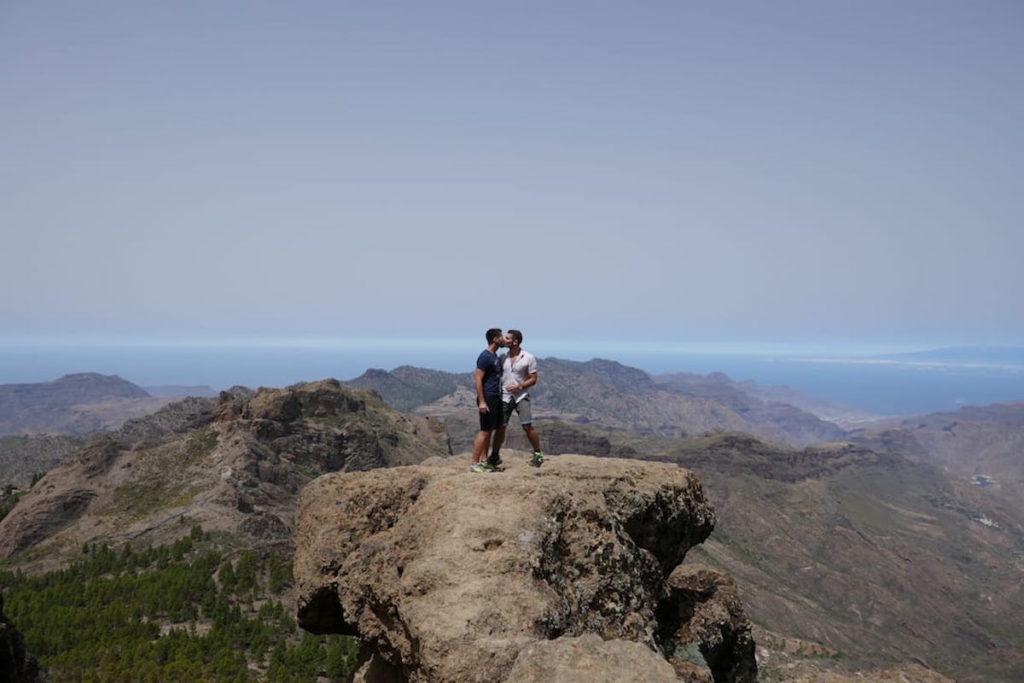 Nomadic Boys things to do in Gran Canaria trekking