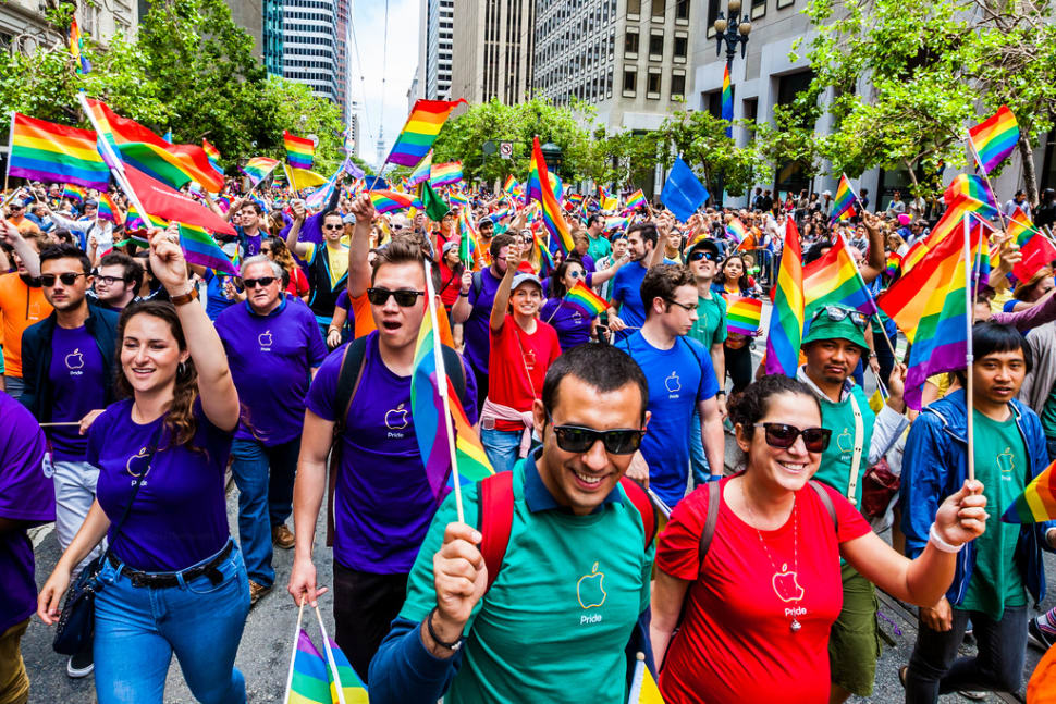 Tesco denies rethink on backing for gay pride festival