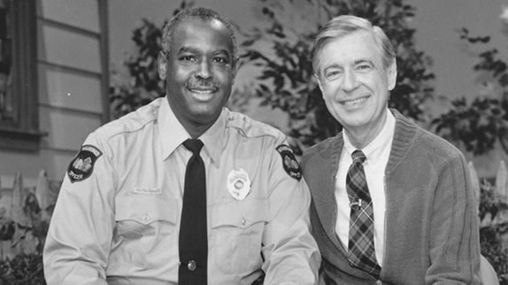 We Want To Be Neighbors With Officer Clemmons From Mister Rogers Gaycities Blog