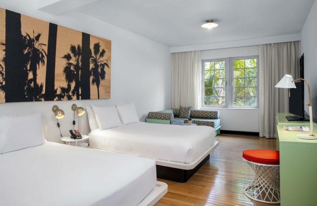 Premium Superior Room at the new AxelBeach Miami
