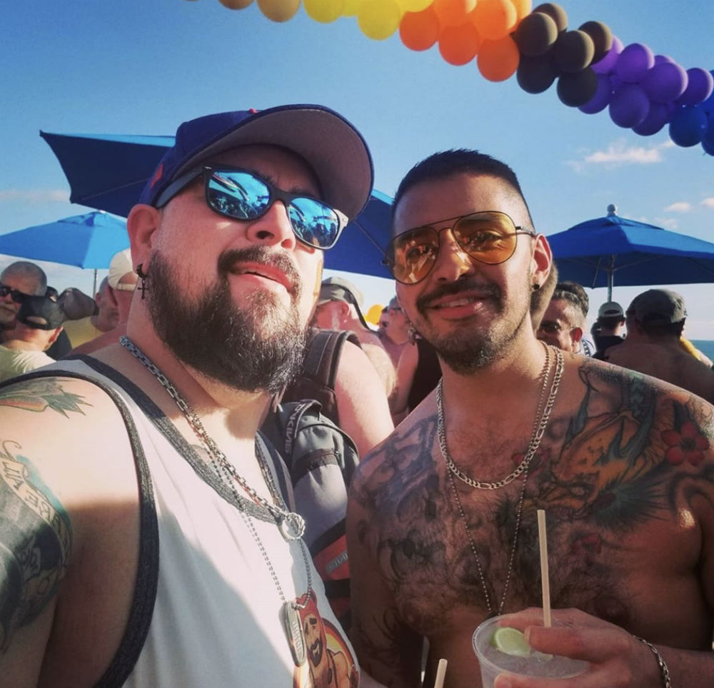 BeefDip 2020 - the gay bears festival in Puerto Vallarta, Mexico