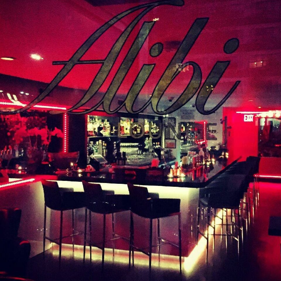 The Alibi Lounge (Photo: Facebook)