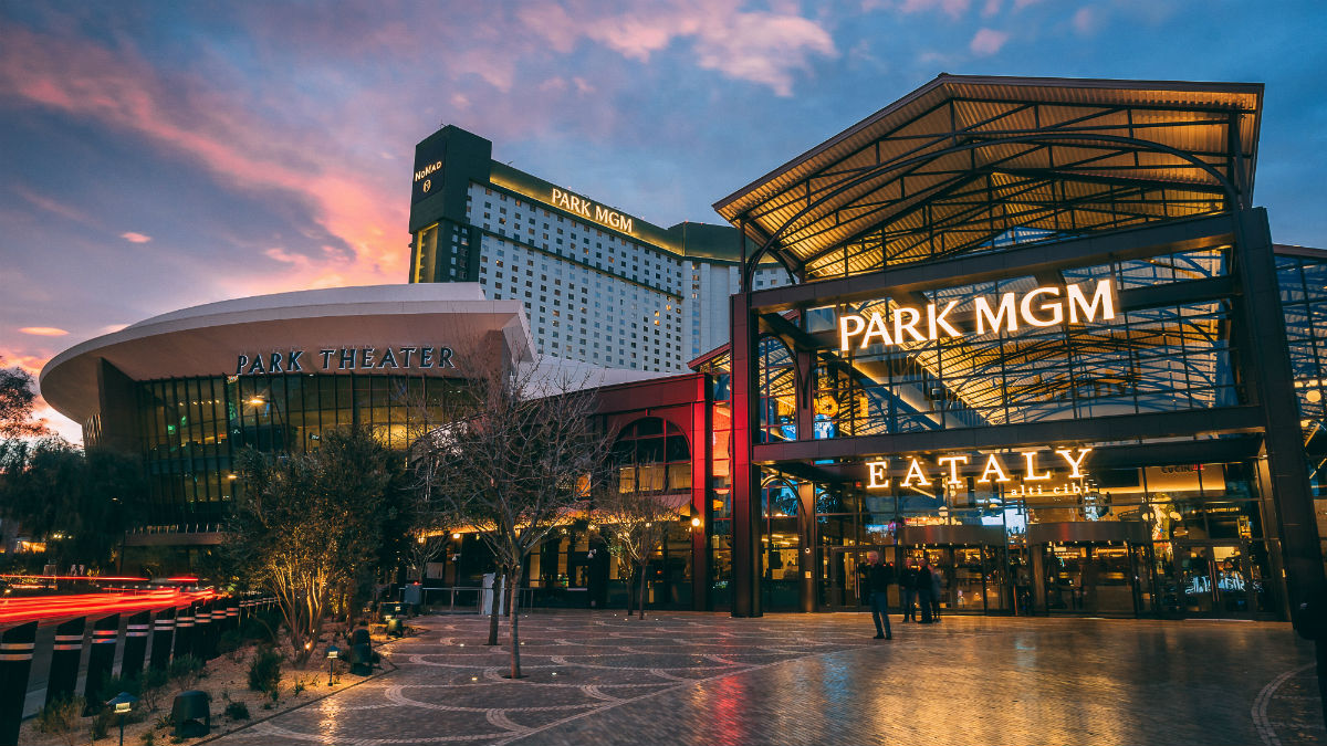 Park MGM in Las Vegas has gone smoke-free