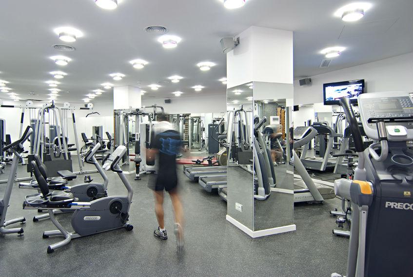 Axel Hotel Barcelona gym