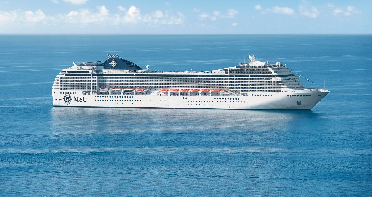 MSC Musica will host first exclusive gay cruise in Africa