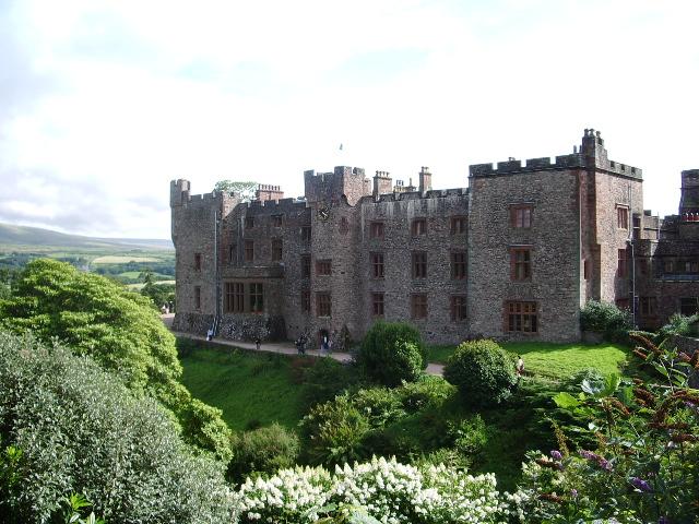 Muncaster Castle in Ravenglass