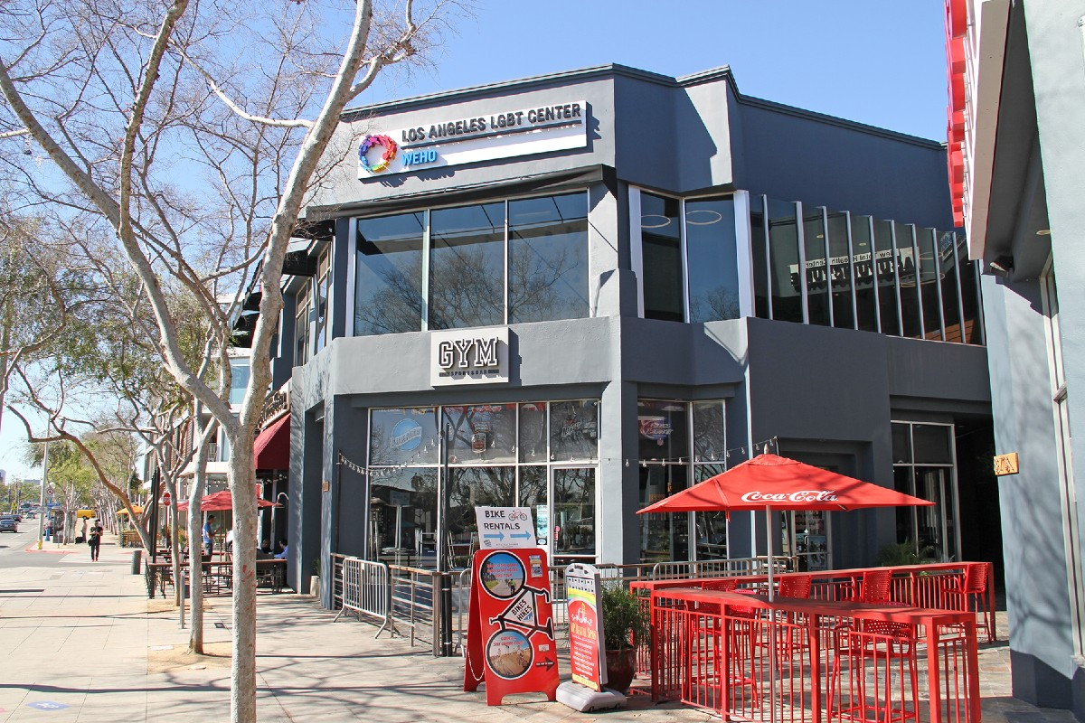 The Center in WeHo (Photo: LA LGBT Center)