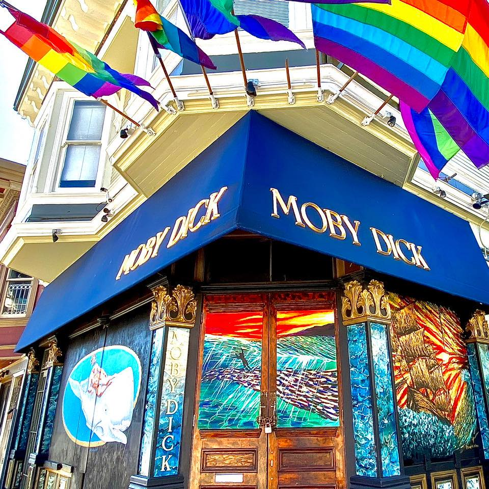 Moby Dick in San Francisco