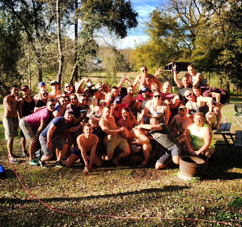 Sawmill is one of the best gay camping sites in the United States