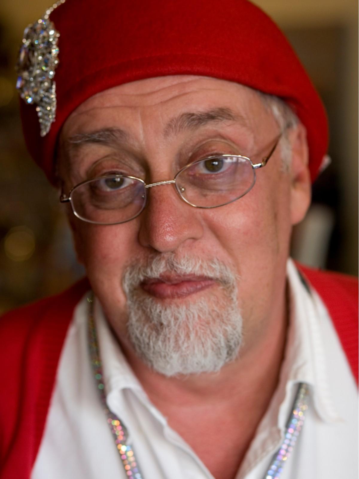 Gilbert Baker in 2012