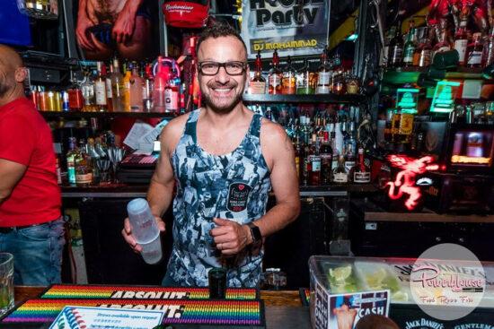 Photo by Fred Rowe; Powerhouse bar SF