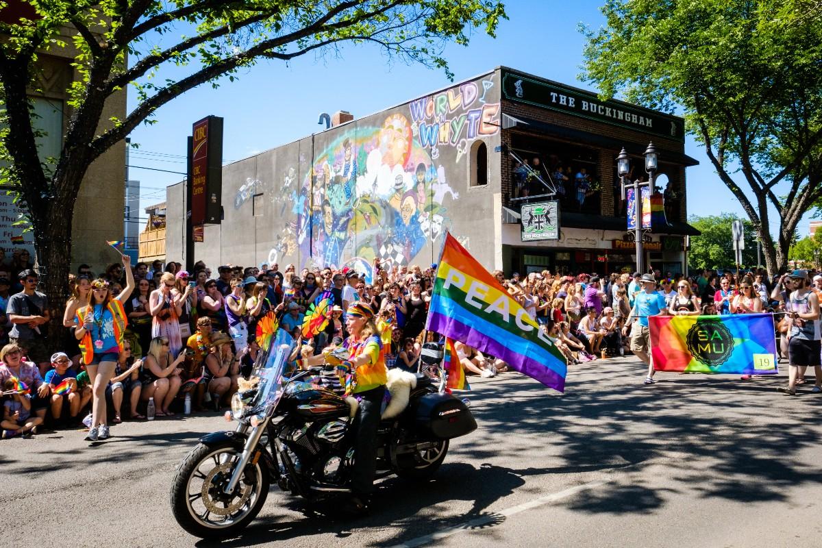Edmonton Pride in Canada