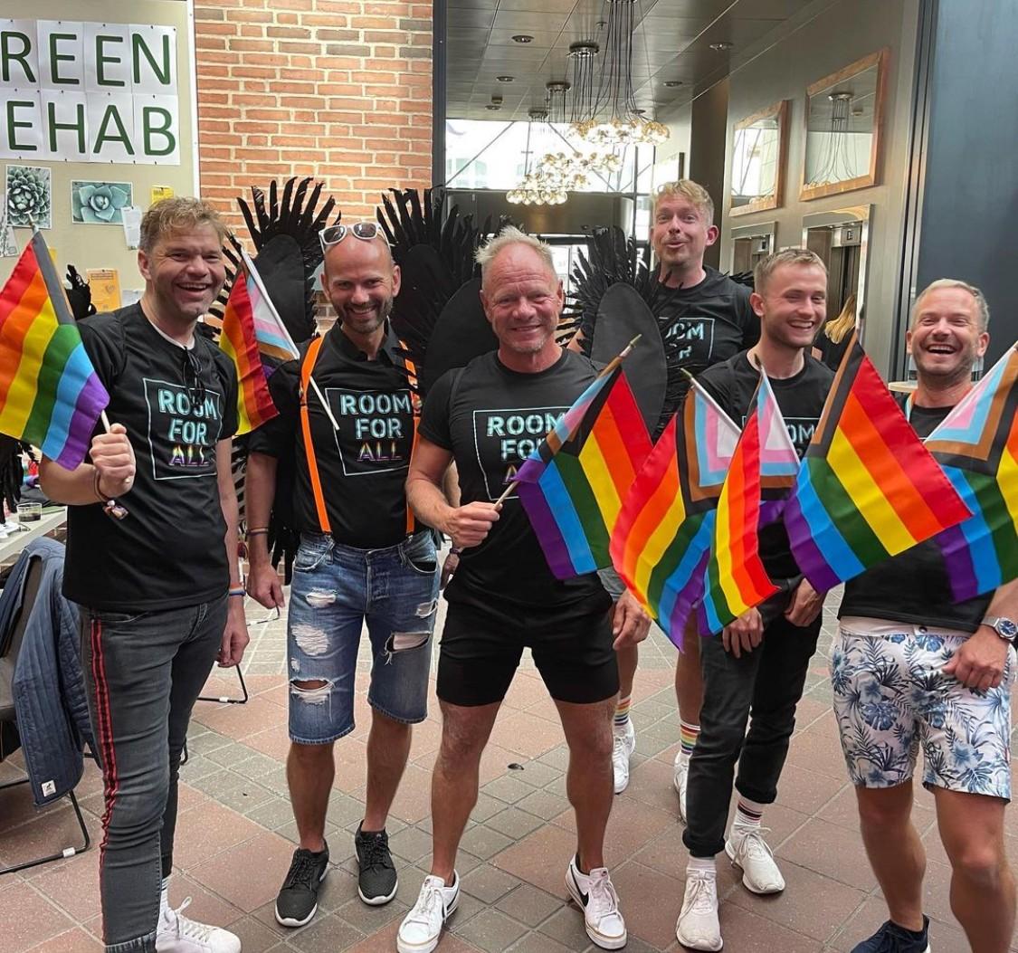 World Pride in Copenhagen