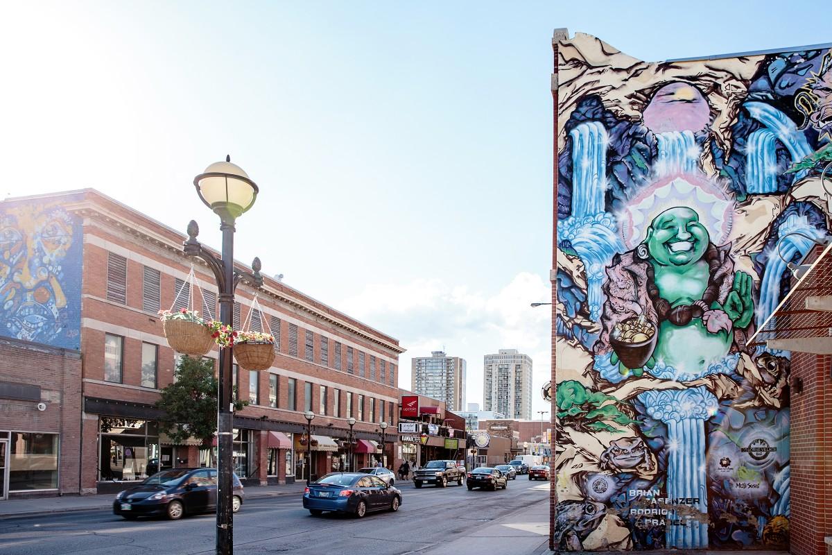 Osborne Village, Winnipeg