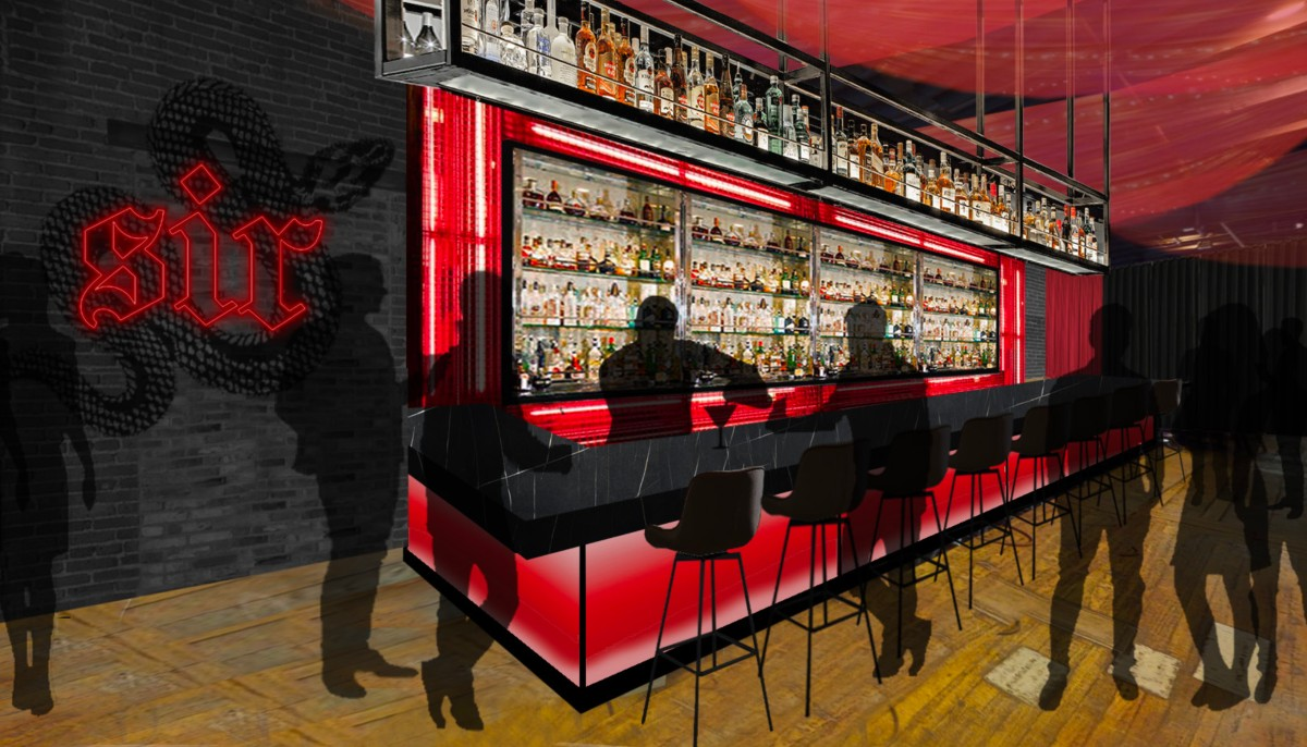 An artist's impression of the soon-to-open SIR in Denver