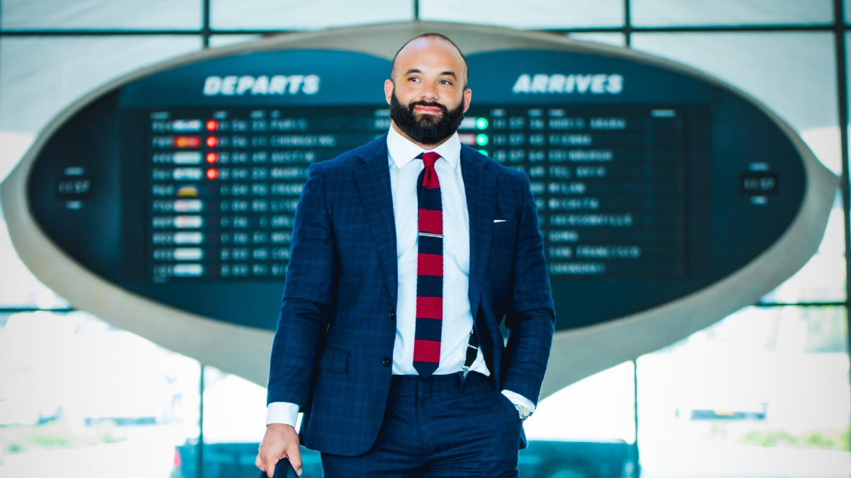 Justin T. Russo hosts new LGBTQ travel show Check Your Luggage