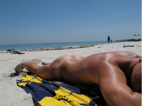 Nudist holidays 2012 fuerteventura - 3 part 10