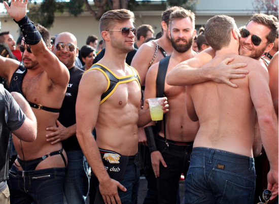 Photos Folsom Street Fair Leaves Little To The -1713