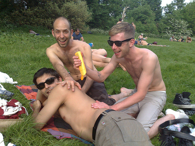 Park slope gay cruising