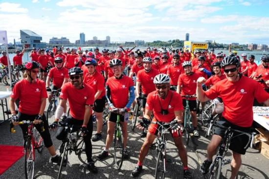Boston to NY AIDS Ride 2013 raises over $600,000 - Glennda Testone, E.D.