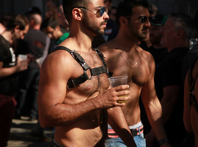 How the gay street fair known as dore alley became the warm