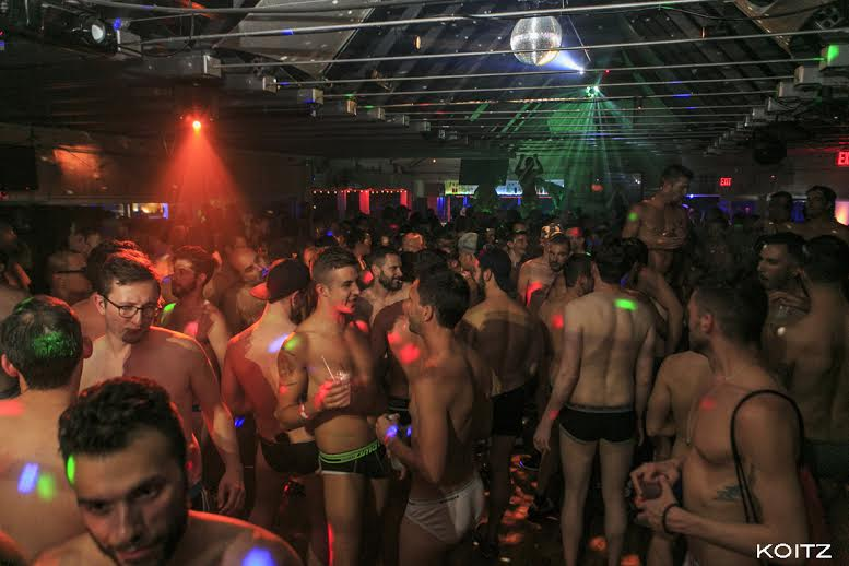 Underwear party gay How to