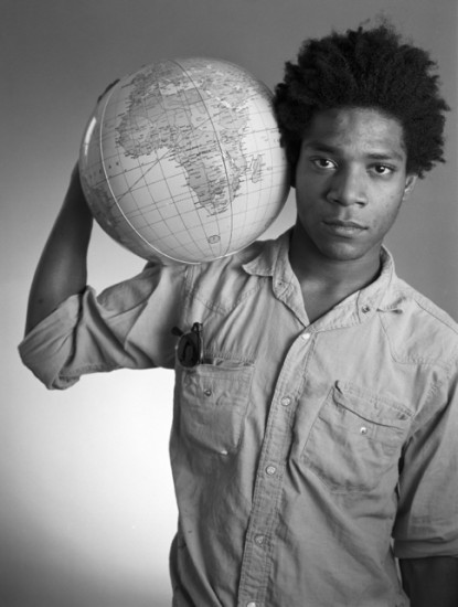 Jean Michel Basquiat  May 29 1984