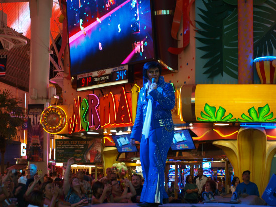 Check Out Downtown Las Vegas, Another World Beyond The Strip