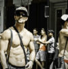 Southern Decadence in New Orleans as shown in GayCities and ManAboutWorld gay travel magazine